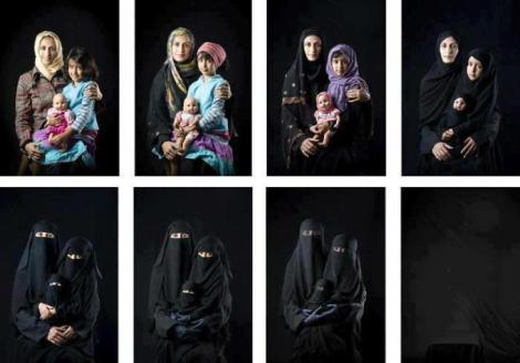 Disappearing. By the photographer from Yemen Bouchra Almutawakel.