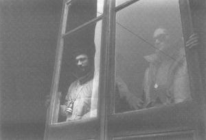 1-Víctor Erice y Pablo G. del Amo en el rodaje de El sur (1983)