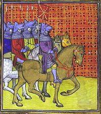 Carlos II de Navarra (BANDERA)